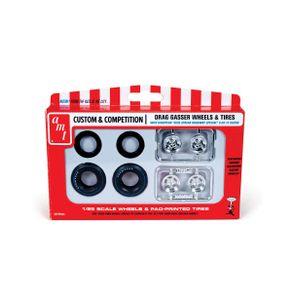 AMTPP005-01-1-GASSER-WHWWLS-E-TIRES-PACK-1-25