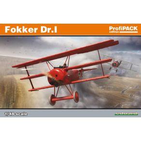 EDU8162-01-1-PROFIPACK-FOKKER-DR-I-1-48