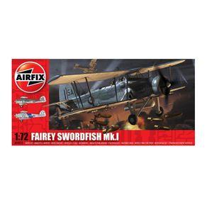 AF4053011FAIREYSWORDFISHMKI172AIRFIX