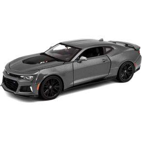 Miniatura-Carro---2017-Camaro-ZL1---Kit-Assemblyline---1-24---Maisto---CINZA