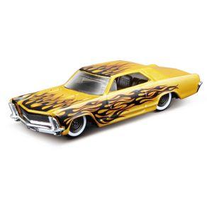 Miniatura-Carro---All-Stars---1-64---1965-Buick-Riviera---Maisto