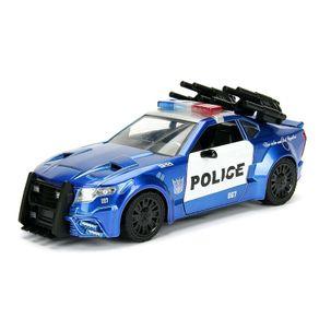 Miniatura-Carro-Mustang-Barricade-Transformers-1-24-Jada