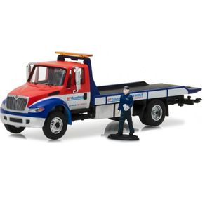Miniatura-HD-Trucks-1-64-Greenlight-International-DuraStar-BFGoodrich