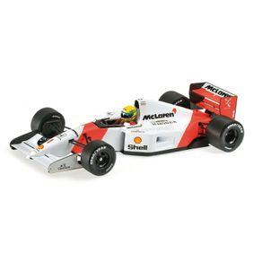 Miniatura-Carro-F1-Mclaren-Honda-MP4-7-Ayrton-Senna-1992-1-18-Minichamps