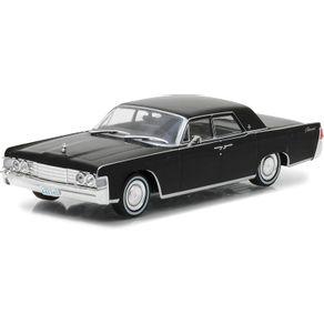 Miniatura-Carro-1965-Lincoln-Continental-Matrix-1-43-Greenlight