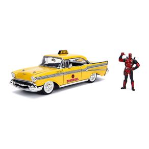 Miniatura-Carro-1957-Chevrolet-Bel-Air-Com-Deadpool-1-24-Jada