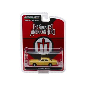 Miniatura-Carro-1978-Dodge-Monaco-1-64-Greenlight