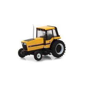 Miniatura-Carro-1983-Trator-Amarelo-1-64-Greenlight