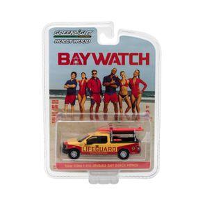 Miniatura---Carro---2016-Ford-F-150-Baywatch---1-64---Greenlight