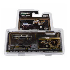 Miniatura---Carro---1980-Pontiac-e-2015-Chevrolet-1-64---Greenlight