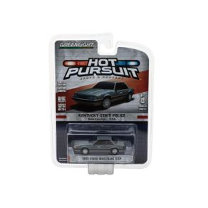 Miniatura-1991-Ford-Mustang-SSP-1-64-Greenlight