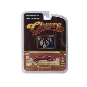 Miniatura-1967-Corvette-Vermelho-1-64-Greenlight