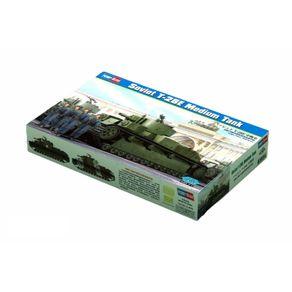 Tanque-Medio-Sovietico-T-28E---1-32---Hobby-Boss