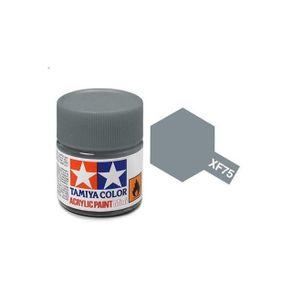 Tinta-Acrilica-IJN-cinza-10ml-XF-75-Tamiya