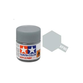 Tinta-Acrilica-Cinza-Claro-10ml-XF-80-Tamiya