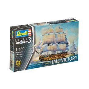 22.4-Cm-Hms-Victory-Model-Kit