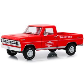 Miniatura---1971-Ford-F-100-Firestone---Running-on-Empty---1-24---Greenlight