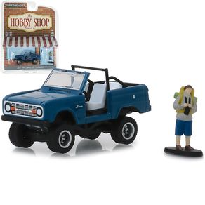 Miniatura---The-Hobby-Show-S6---1967-Ford-Bronco---1-64---Greenlight