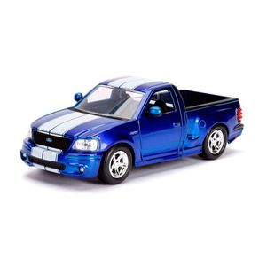 Miniatura---1999-Ford-F-150-SVT-Lightning---1-24---Jada