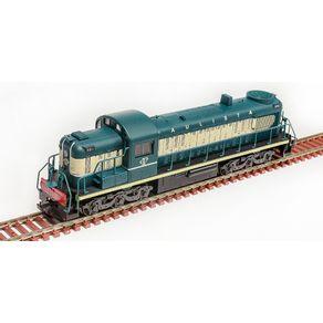 Locomotiva-RSC-3-CPEF-ALCO-HO---1-87---Frateschi---LOCOMOTIVA-551