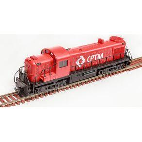 Locomotiva-RS-3-CPTM-MLW-ALCO-HO---1-87---Frateschi---LOCOMOTIVA-6005