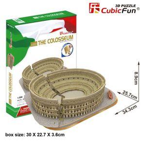 Quebra-Cabeca-3D---Coliseu---Cubic-Fun