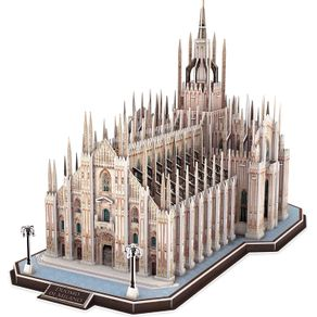 Quebra-Cabeca-3D---Duomo-Di-Milano---Cubic-Fun