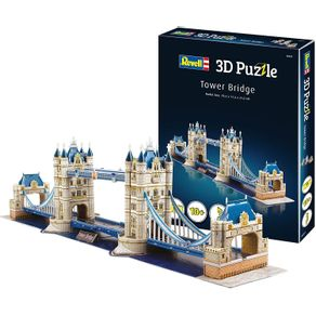 Quebra-Cabeca-3D---Tower-Bridge---Revell