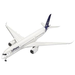 Airbus-A350-900-Lufthansa-New-Livery---1-144---Revell
