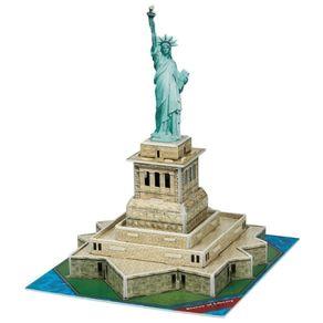 Quebra-Cabeca-3D---Estatua-da-Liberdade---Revell