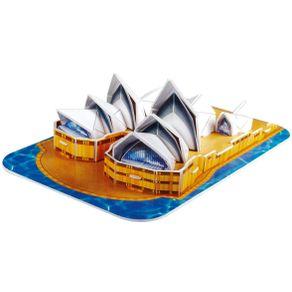 Quebra-Cabeca-3D---Opera-de-Sydney---Revell