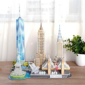 Quebra-Cabeca-3D---Notre-Dame-de-Paris---Revell