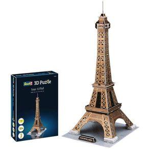 Quebra-Cabeca-3D---Torre-Eiffel---Revell
