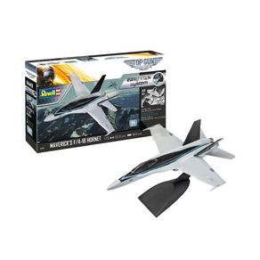 F--A-18-Hornet-da-Maverick---Easy-click-System---1-72---Revell