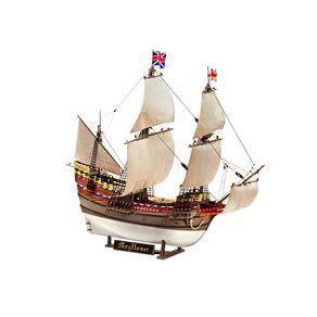Mayflower---400th-Anniversary---1-83---Revell