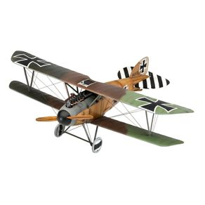 Albatros-DIII---Model-Set---1-48---Revell