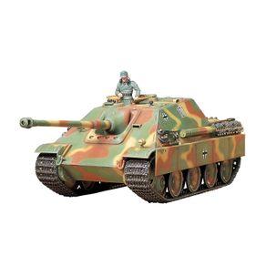 Tanque-Alemao---Destroyer-Jagdpanther---1-35---Tamiya