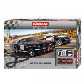 Pista-de-Percurso-e-Veiculos---Evolution---Most-Wanted---Carrera-Toys