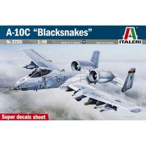 A-10C-BLACKSNAKES-1-48-ITA2725S-UNICA-01-ITA2725S01