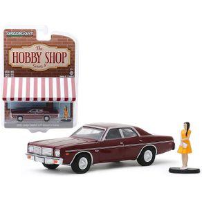 Miniatura-The-Hobby-Shop-S8-1976-Dodge-Coronet---1-64---Greenlight-GRE9708097080C