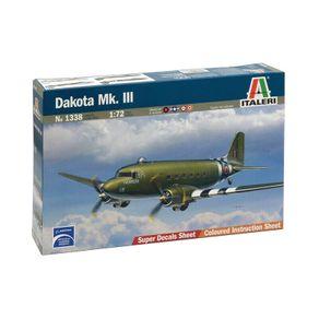 DOUGLAS-DC-3-DAKOTA-MK-III-1-72-UNICA-01-ITA133801
