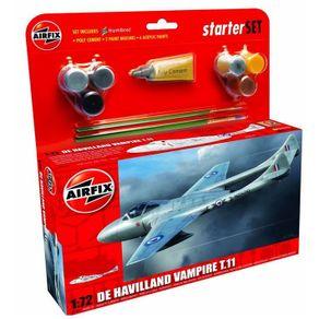 STARTER-SET-DH-VAMPIRE-TII-1-72-AF55204-UNICA-AF5520401
