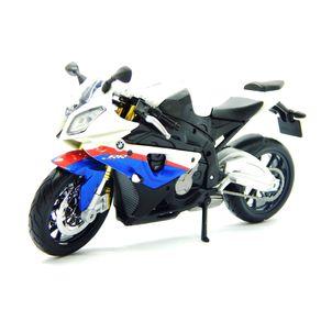 Miniatura-Moto-Bmw-S1000-1-12-Kit-De-Montar-Maisto-Assembly-Line-BRANCO-AZUL-MAI39191606