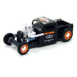 Miniatura-Carro-1-64-Harley-Davidson-HD-1936-Chevrolet-Pickup---Preto---Maisto-MAI15380947