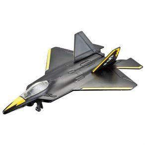 Miniatura-AviAo-Tailwinds-1-43-Maisto-Fresh-Metal-F-A-22-Raptor-Cinza-MAI150882018MAI141