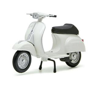 Miniatura-Moto-1-18-Maisto-Vespa-Motor-Scooter-50-Special--1969--Cinza-MAI315402018MAI087