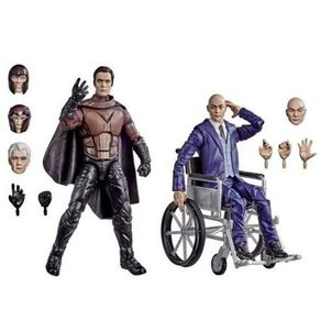 Boneco-Articulavel-Marvel-Legends-Magneto-e-Professor-Hasbro_1
