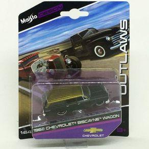 Miniatura-Carro-1-64-Maisto-Design-62-CHEV-BISCAYNE-WAGON-MAI154942859_1