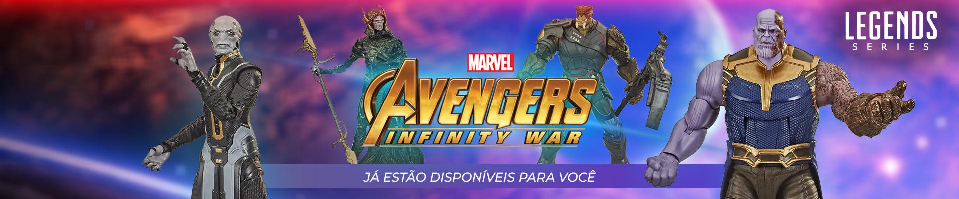 Pré Venda Thanos