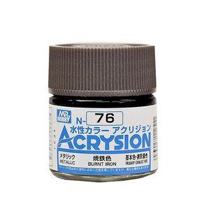 GNZAC76_01_1-ACRY076-BURNT-IRON-METALLIC